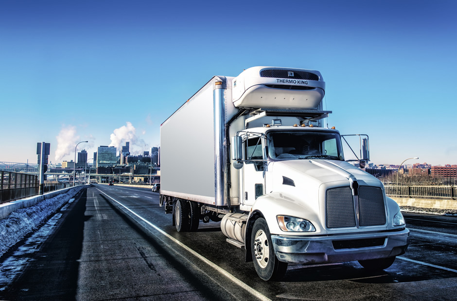 Thermo King produce temperature and climate control products for the transportation industry.