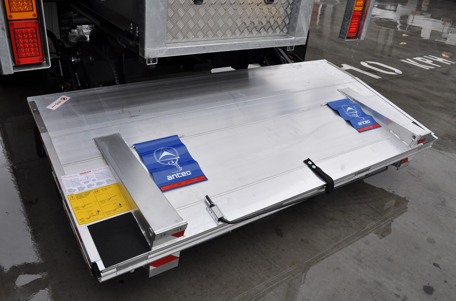 Anteo Tail Lift Hydraulic