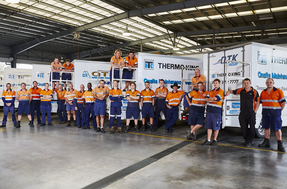 Queensland Thermo King Team