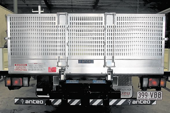 Anteo Tail Hydraulic Lift