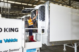 Queensland Thermo King - QTK